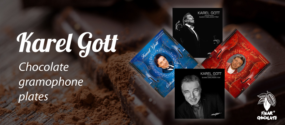 Chocolate Karel Gott